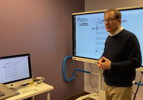 Pen Education Centre Music Teaching