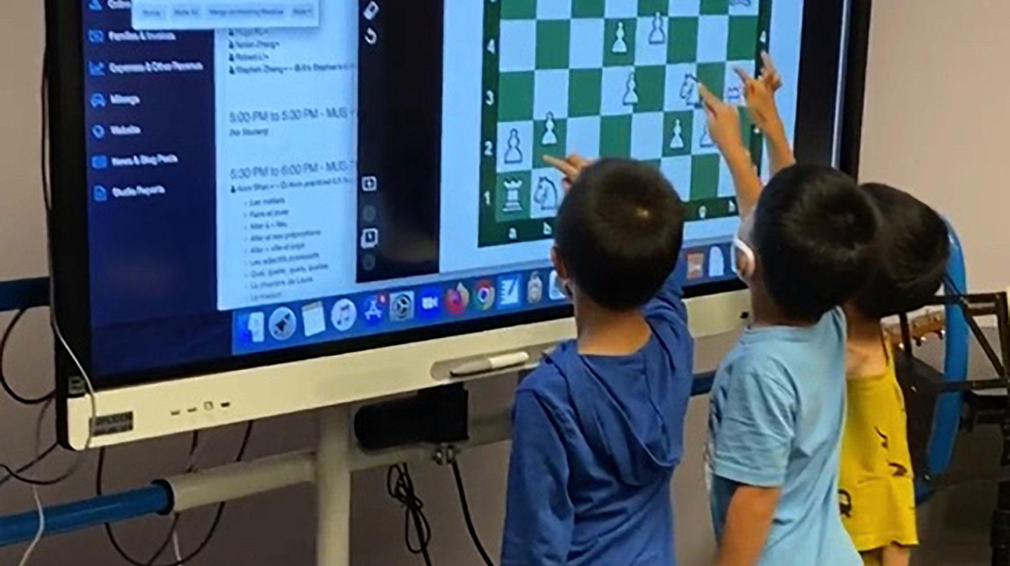 PEN Education Centre - Interactive environment